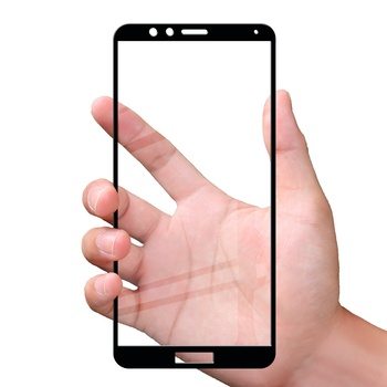 Uppbo 3D protectora de vidrio para Huawei Honor 7X vidrio Protector de pantalla Huawei Mate SE vidrio templado protección de pantalla del teléfono