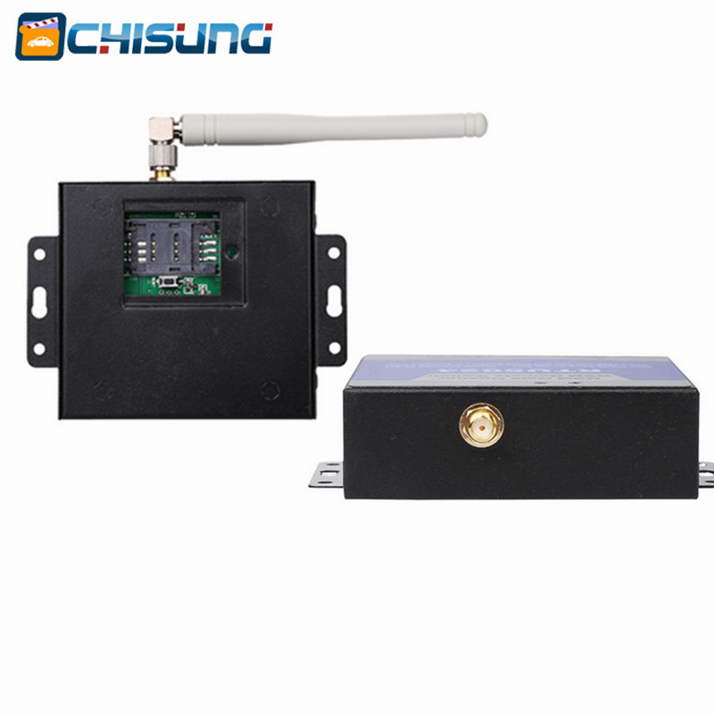 RTU5024 Interruptor do relé do abridor de porta GSM Controle remoto - Segurança e proteção - Foto 5