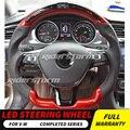 Voor MK7 Golf 7 GTS/SCIROCCOR R Carbon Fibre Racing Stuurwiel Vervangende Onderdelen Accessoires Steering AUTOPARTS