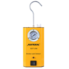 AUTOOL SDT-202 Car Smoke Machines For Sale For Cars Leak Locator Automotive Diagnostic Leak Detector SDT106