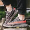 Zapatos de Los pares de la Respiración de Los Hombres Ligeros Ocasionales de Jogging Homme Para Hombre Entrenadores Walking Sport Zapatos Deportivos Hombres Zapatillas Deportivas Mujer