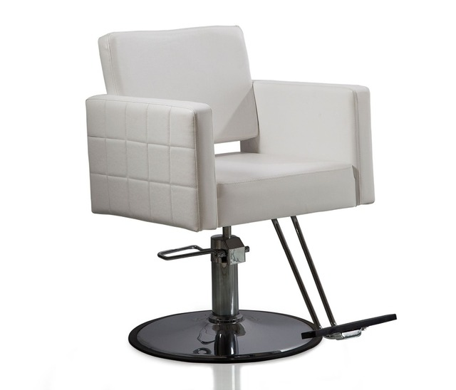 Classic Hydraulic Barber Chair Salon Beauty Spa Styling