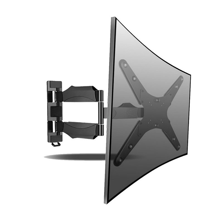 TV Wall Mount Bracket With Full Motion Swivel Articulating For Most 23-55 LED LCD Plasma Flat Screen HDMI CableTV Wall Mount Bracket With Full Motion Swivel Articulating For Most 23-55 LED LCD Plasma Flat Screen HDMI Cable