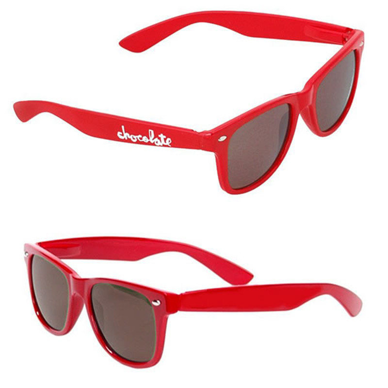 Chocolate New Sun Glasses For Men/women Driving Skating Sunglasses Outdoor Street Eyewear Skateboarding