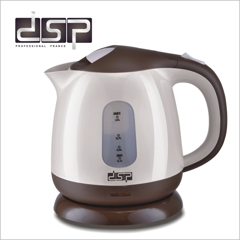 DSP KK1001 Electric Electric Tea Servicer Black Tea Kettle Anti-dry Boiling Machine Automatic Electric Cooking Tea Kettle c hc042 classical 58 series black tea 250g premium dian hong famous yunnan black tea dianhong dianhong