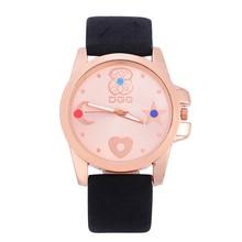 Luxury Brand 2019 New Creative Fashion Dress Watch Women Casual Leather Strap Quartz Watch Hot Female Clock Gifts For Women
