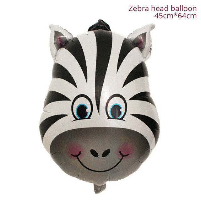 Zebra Monkey 1st birthday decorations 5c64f9ae5e140
