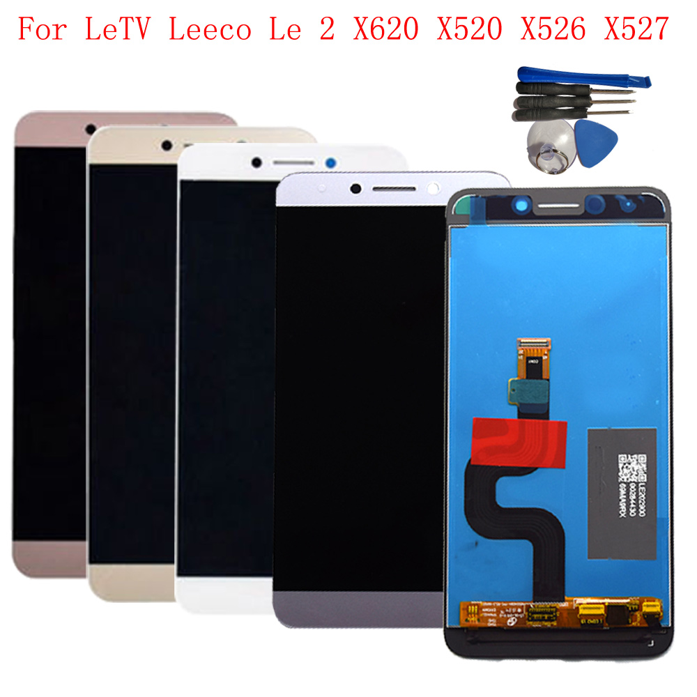 5,5 ''IPS Für Le2 X527 X520 X522 Für LeTV LeEco Le 2 Display LCD + Touch Screen Für LeEco s3 X626 LCD Display Le 2 Pro X620 X526