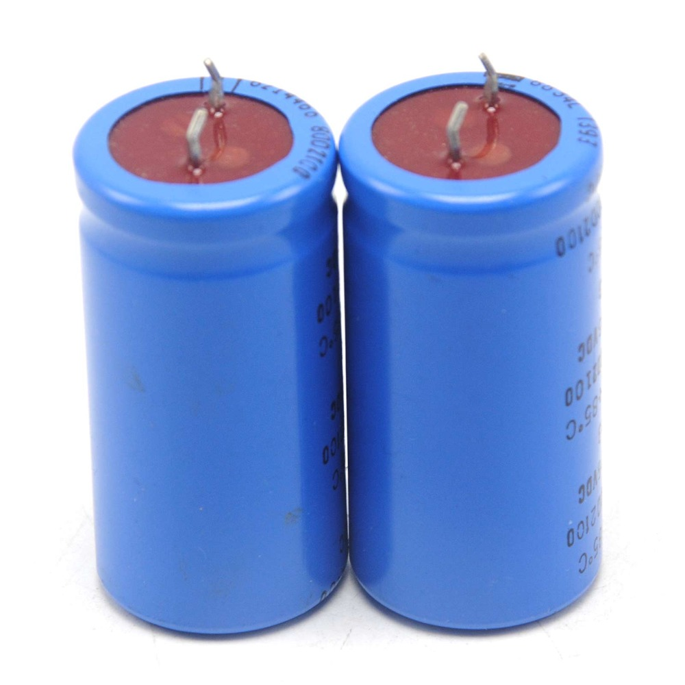 2pcs SPRAGUE 80D 15000uF 16V 25x50mm Electrolytic Capacitor Filter Capacitor