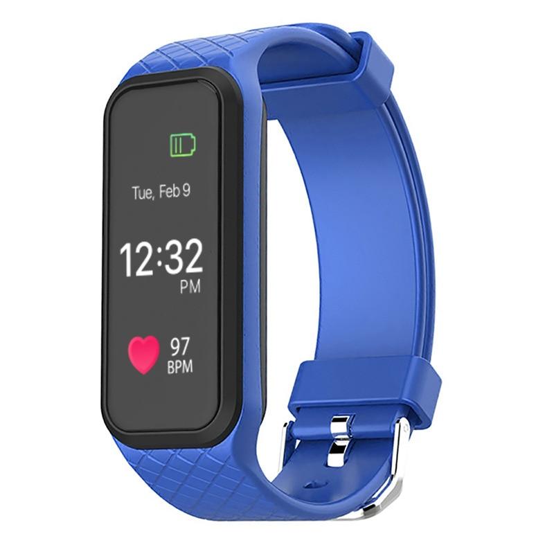Men Heart Rate Detection Color Screen Smart Watch Bracelet Information Reminder Monitoring Sports Wrist Watches Women