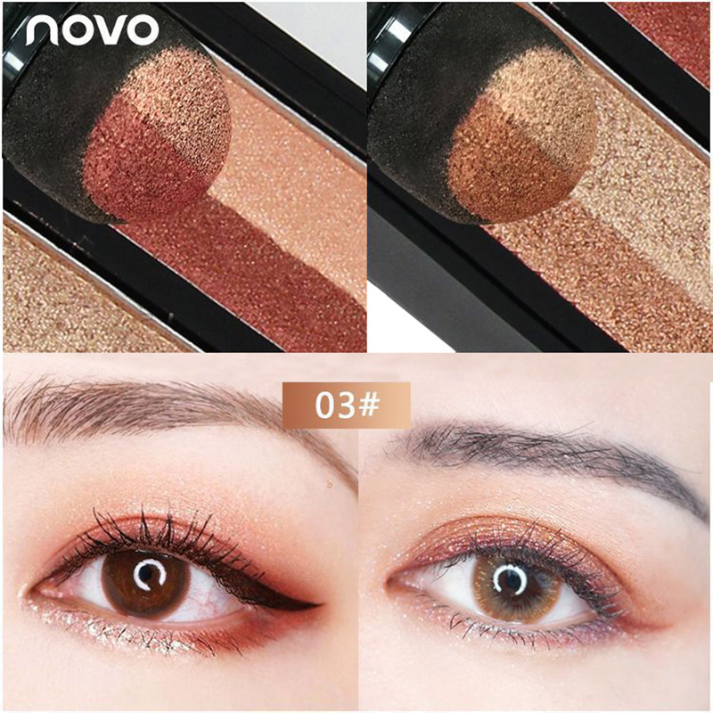 2019 New Style 2018 New Professional Brand Eye Color Cosmetics Waterproof Pigment Ten Color Shimmer Nude Eyeshadow Makeup Palette Natural Eye Shadow Beauty Essentials