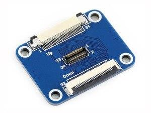 Image 5 - Waveshare 6 inç e mürekkep ekran HAT ahududu Pi 800*600 çözünürlük e kağıt IT8951 denetleyici USB/SPI/I80/I2C arayüzü