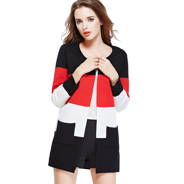 Aliexpress.com : Buy New Colourful Cardigans Women Autumn Spring ...