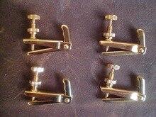 Violine passend 4/4 einschließlich 4 tuner schulterstütze string kinnstütze klemme sound beitrag schwanz gut alle in 4/4