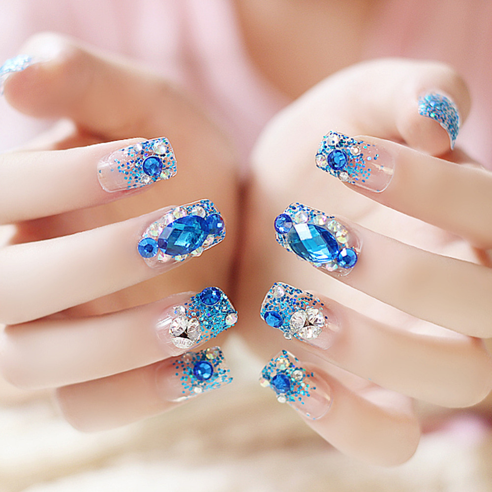 Nail Art Easy 3d Splendid Wedding Company