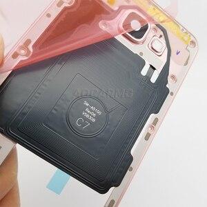 Image 5 - Aocarmo החלפת התיכון שיכון שלדה עם כפתורי ה SIM מגש עבור Samsung A5 (2016) A510 A510F