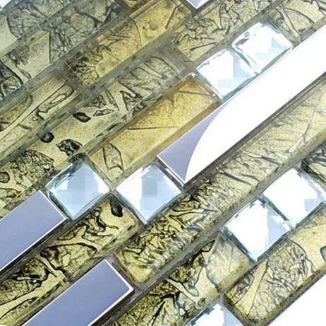 Online kopen wholesale lange glas tegels uit china lange glas ...