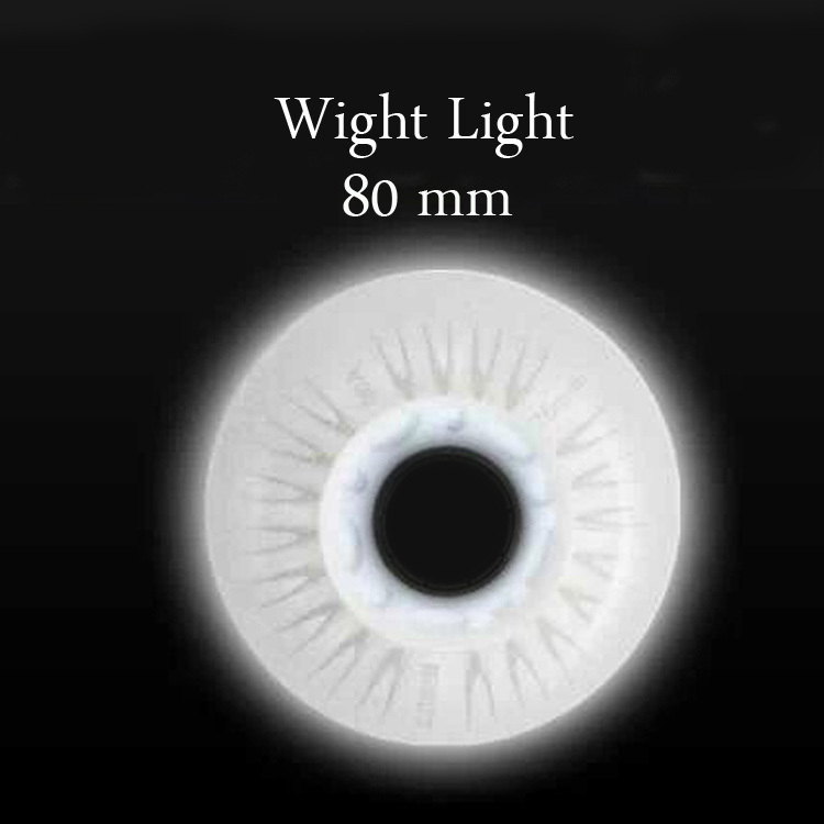 White of 80mm