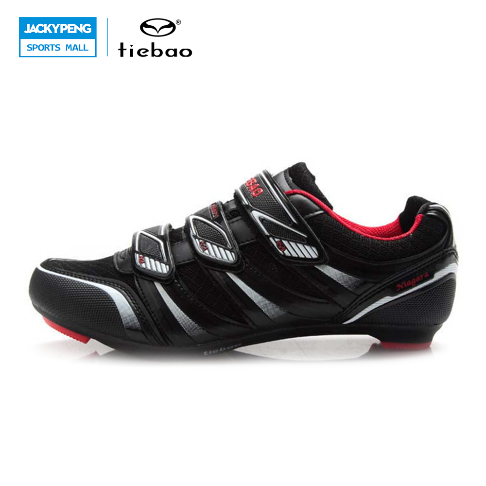 Tiebao Bicycle Racing Sports Cycling Shoes Road Scarpe Ciclismo Road Bike Shoes Men Athletic Shoes Bike Sapatilha Ciclismo scoyco motorcycle riding knee protector extreme sports knee pads bycle cycling bike racing tactal skate protective ear
