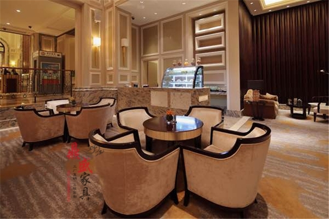 sales center hall to discuss armchairs combination lobby lounge