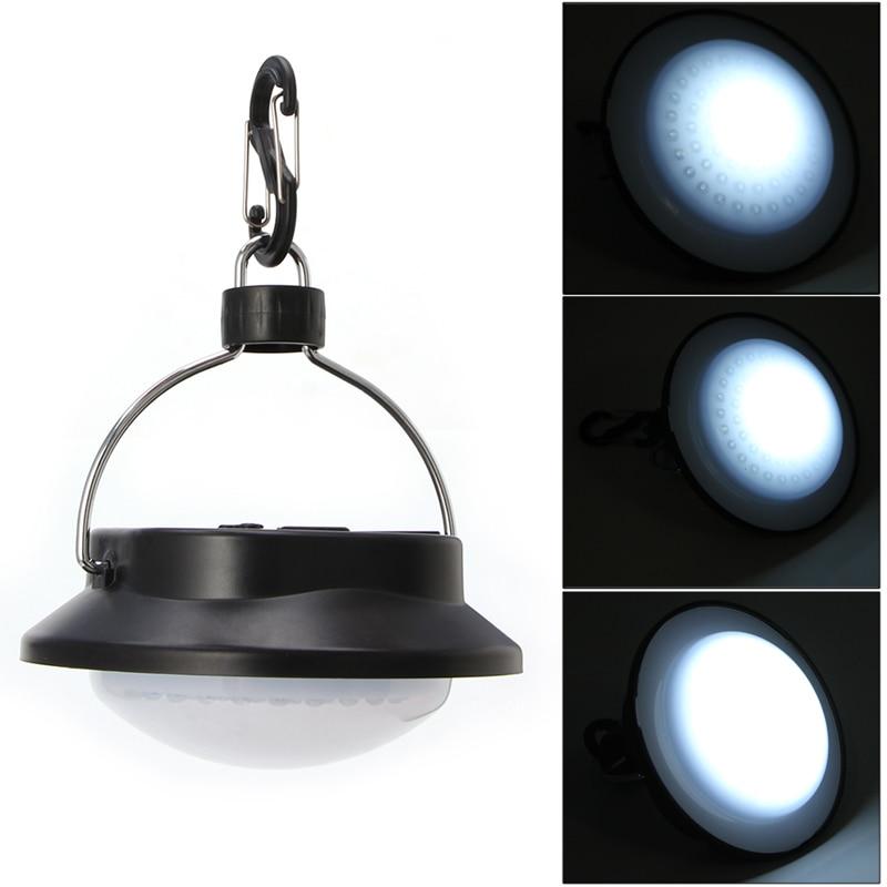 60 LED Portable Camping Light Portable Tent Umbrella Night Lamp Lantern Hiking L15