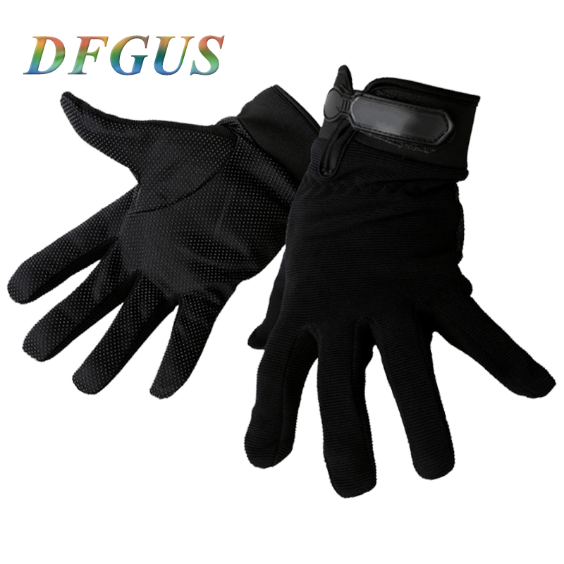 High Quality Tactical Gloves For Men Outdoor Sports Anti-slip Full Finger Gloves Army Military Mittens Women Bicycle Gloves