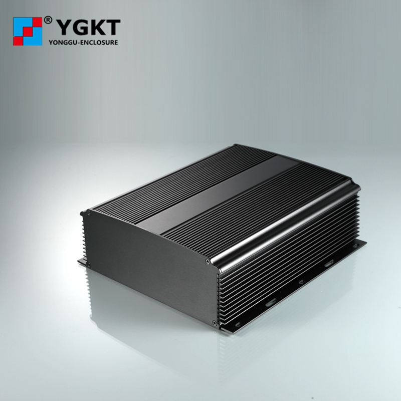 234*80-250 mm (W-H-L) project aluminum box housing aluminum metal enclosure 1 piece free shipping aluminum enclosure project box extruded aluminum enclosures 46 h x66 w x100 l mm