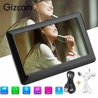 Gizcam Portable 8GB 4 3 Inches Touch HD LCD Screen MP4 MP3 MP5 Media Player Video
