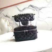WG06261 модный роскошный рюкзак простой Портативный складной Европе дизайнер рюкзак Европе Бренд Взлетно посадочной полосы Чемодан сумка