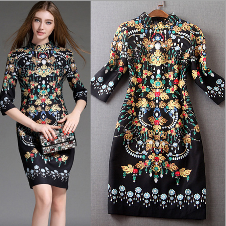 Online Buy Wholesale dresses western wear from China dresses ...
