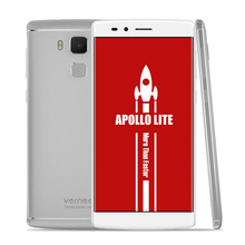 "Vernee Apollo Lite 4G LTE MT6797 Deca Core Teléfono Móvil 5.5 ""pulgadas 16MP FHD 4 GB RAM 32 GB ROM GPS OTG Smartphone de Huellas Digitales"