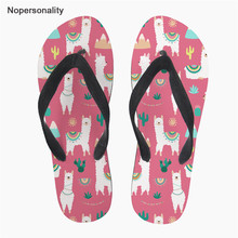 f93adebcd7041 Nopersonality klapki japonki kobieta 2019 alpaki i w najlepszych cenach  modne pantofle damskie mieszkania lenistwo na plaży