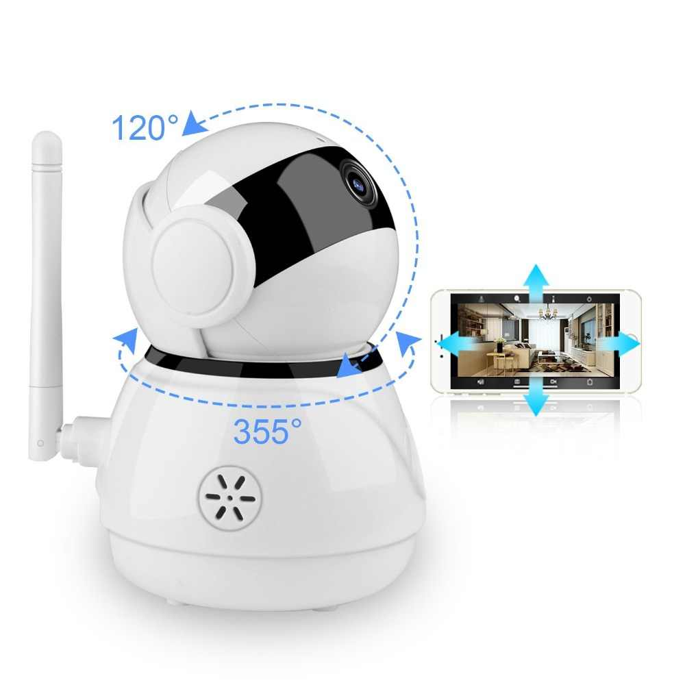 Detail Feedback Questions about BESDER Smart WiFi 1080P IP Camera