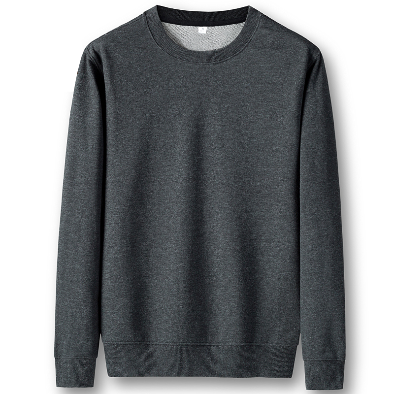 SOLID MOISTURE WICKING MEN/'S CLASSIC XS-3XL 1//4 ZIP LONG SLEEVE PULLOVER