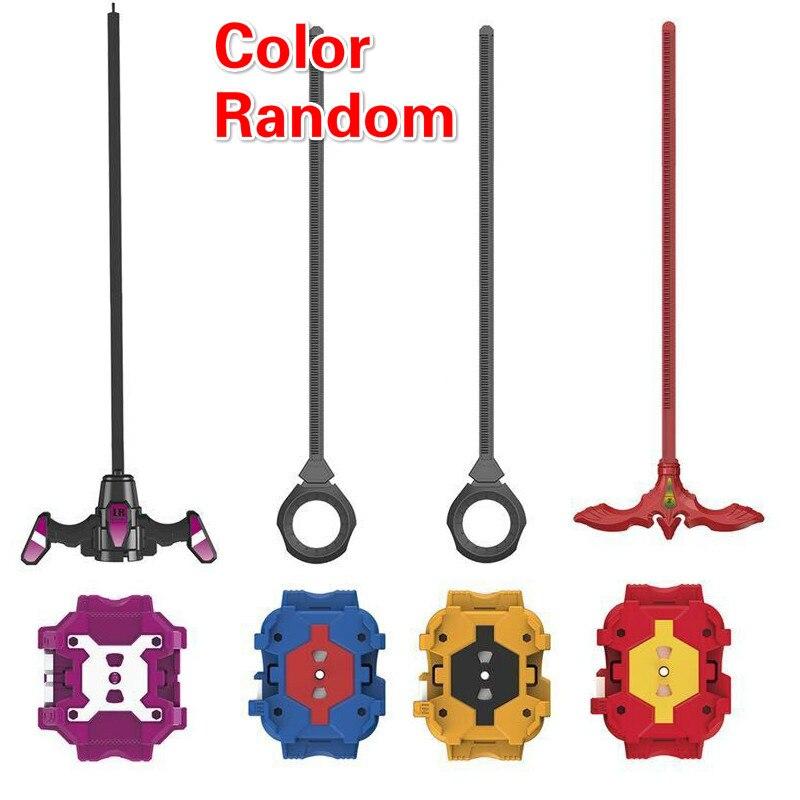 12 видов стилей металлическое средство для запуска Beyblade Burst игрушки Арена распродажа трещит гироскоп хобби классический спиннинг - Цвет: Color random