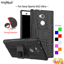 For Cover Sony Xperia XA2 Ultra Case TPU & PC Armor Phone Case For Sony Xperia XA2 Ultra Cover For Sony XA2 Ultra H4233 6'' sony xperia xa2 ultra