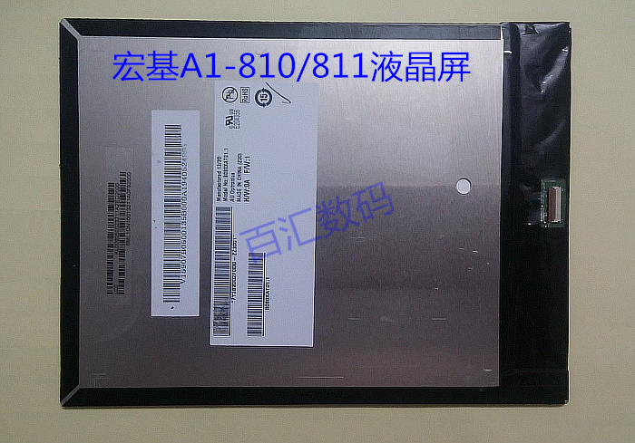 A1-810/811 A1-830 B080XAT01.1 srjtek 7 9 for acer iconia tab a1 810 a1 810 a1 811 a1 811 lcd display touch screen digitizer glass assembly b080xat01 1