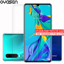 Screen Protector For Huawei P30 Lite P30Lite 9H 0.26MM Explosion-proof Tempered Glass Protective Film