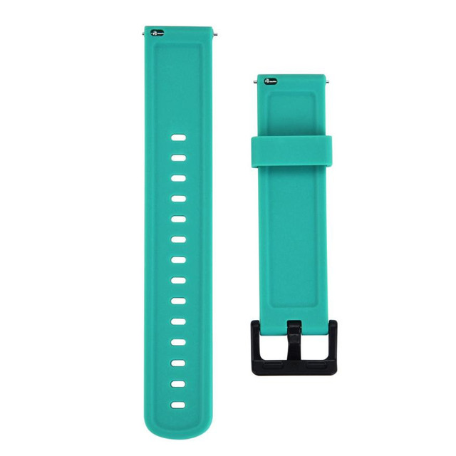 Relogio Feminino Relogio Masculino Soft Silicagel Wrist Strap Band For Xiaomi Huami Amazfit Bip Youth Watch Dropshipping