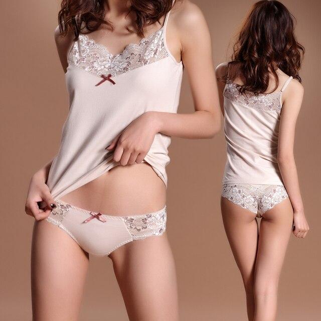 Women's 100% cotton comfortable butt-lifting low-waist panties sexy slim hip briefs lace female 336