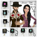 20 Styles/Mens&Womens Bolo Tie American India Fashion Vintage Bola Necktie Gold Blue Green Red Cowboy Boloties 2016 Designer Bow