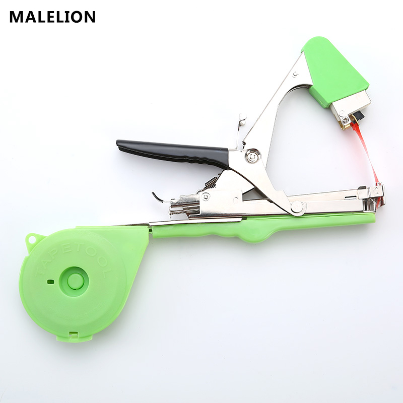 MALELION Hot New Professional Garden Trim Fruit Tree Grafting Tie Branch Machine Blade Garden Set Branch Trimming Tool Scissors in Pruning Tools from Tools