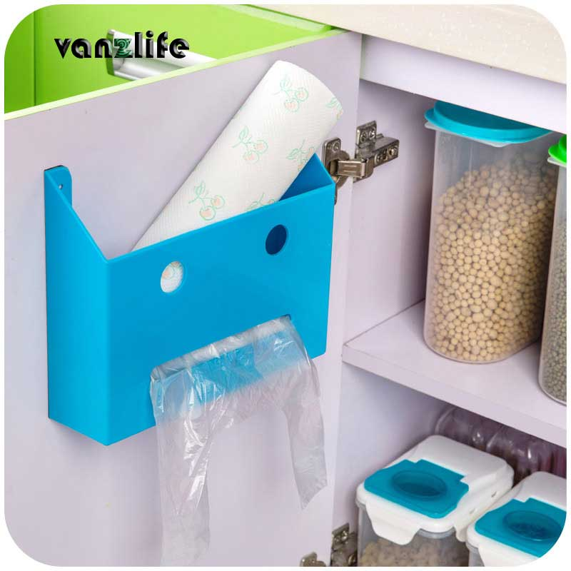 vanzlife pašlīmējoša sienas glabāšanas kaste ar spēcīgu līmes virtuves vannas istabas tualetes plauktiem