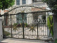 Metal Steel Gates China Wrought Iron Gates Wrought Iron Gate For Home Villas