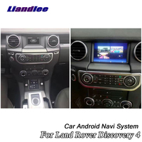 Liandlee Android System For Land Rover Discovery 4 LR4 L319 2009~2016 Radio Stereo Carplay BT GPS Navi MAP Navigation Multimedia