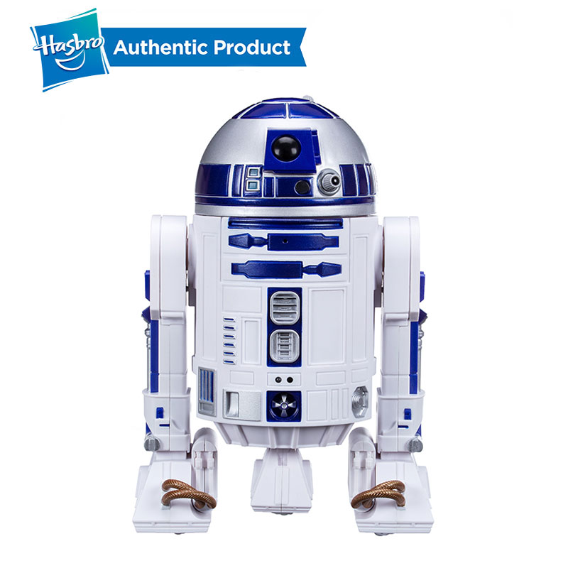 Hasbro Star Wars Smart R2-D2 Giocattoli Star Wars Kylo Ren Yoda Anakin Skywalker Droid Intergalactic Hero Per I BambiniHasbro Star Wars Smart R2-D2 Giocattoli Star Wars Kylo Ren Yoda Anakin Skywalker Droid Intergalactic Hero Per I Bambini