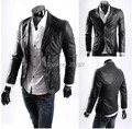 Sale plus size XXXL 4XLor 5xl 6xl Best quality high quality PU leather jackets men winter jackets dropship free Shipping