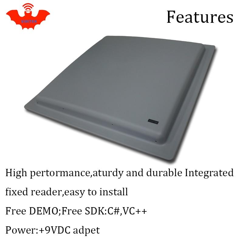 UHF-RFID-Leser mit großer Reichweite (mehr als 12 m) Integriertes - Schutz und Sicherheit - Foto 5
