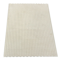 1pc New Titanium Mesh Durable Perforated Plate Expanded Mesh Sheet 200mmx300mmx0 5mm