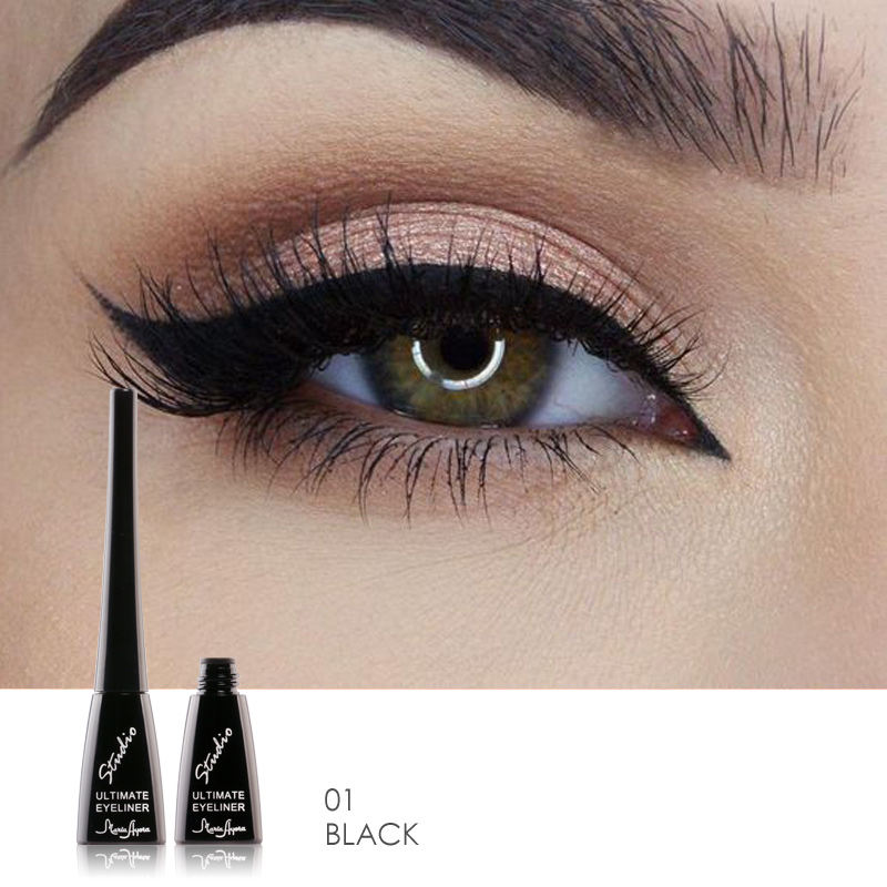 Women Eye Makeup Quick Dry Professional Liquid Eyeliner Pen Eye